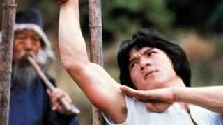 Змея в тени орла 1978, Джеки Чан