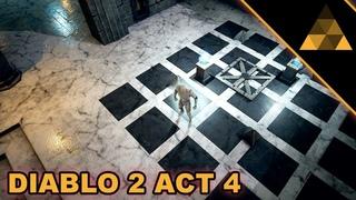 Diablo 2 Remastered Update Act 4 - Fan Art Unreal Engine 4