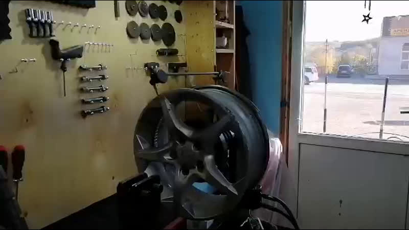 ремонт сварка правка диска