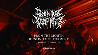 """Ominous Scriptures """"From the Mouth of Infinity of Torments"""" - Official Video"""