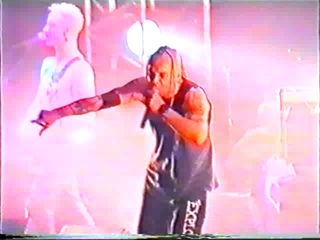 The Exploited - Live in Saint-Petersburg, Russia 1998