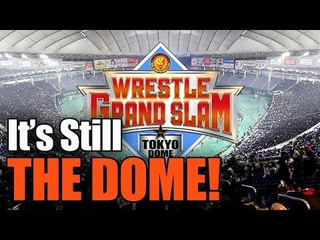 NJPW Wrestle Grand Slam 2021 Tokyo Dome Review
