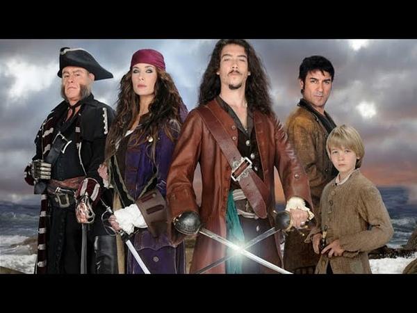 ПИРАТЫ 1 сезон 5 8 серия Исторический Приключения Детектив Испания
