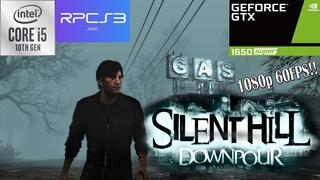 (RPCS3) Silent Hill: Downpour   i5 10400F   GTX 1650 Super   1080p 60FPS