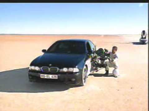 BMW M5 E39 Rocket Commercial