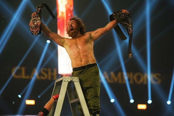 Результаты шоу WWE Clash Of Champions 2020, изображение №3