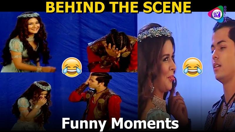 Yasmin Aladdin Behind The Scene Funny Moments Aladdin Naam Toh Suna Hoga| Sab Tv