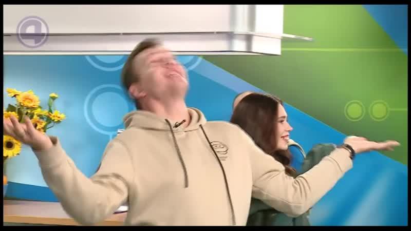 шоу Утренний Экспресс Четвертый Канал Хореограф Павел Банников о современных танцах 11 01 2021