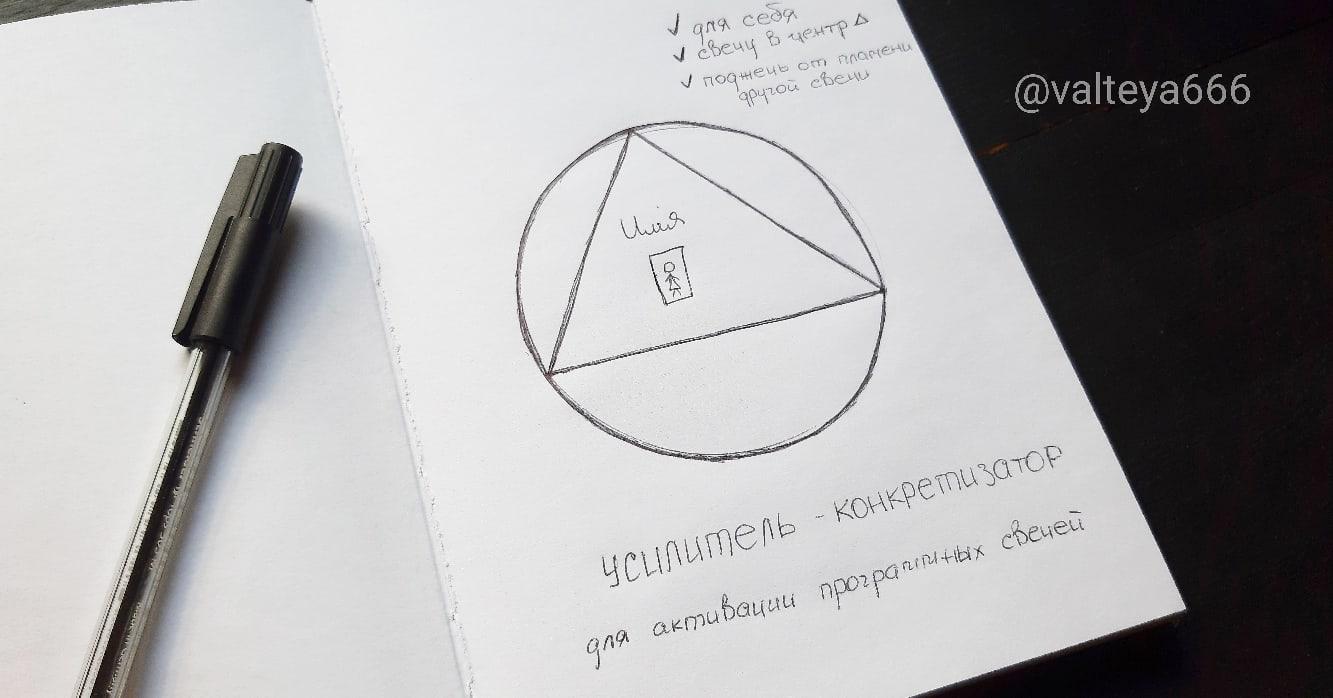 любовнаямагия - Программные свечи от Елены Руденко. - Страница 16 W8R-UaCpwYg