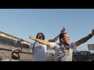 MURS - LA Galaxy Tailgate Performance Recap 2021 (Official Video)