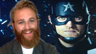 Wyatt Russell Jokes He's Marvel's PUNCHING BAG in The Falcon and the Winter Soldier (Exclusive)