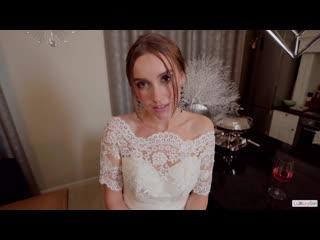Невеста Luxury Girl сбежала со свадьбы и отдалась первому встречному