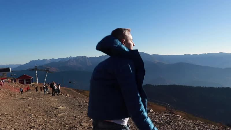 Роза Пик 2320 метра