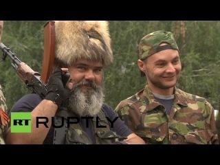 . Представители миссии ОБСЕ пообщались с ополченцами Краматорска