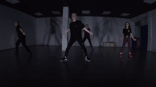 hip-hop training (Routine)