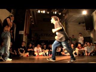YUU(Black out) vs TWINS  KATSUMI(PYRO) DANCE@LIVE 2014 HOUSE KANTO vol.2 【SEMIFINAL EXTRA】