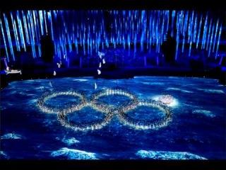 Пятое кольцо сново не открылось вовремя на церемонии закрытия в Сочи .