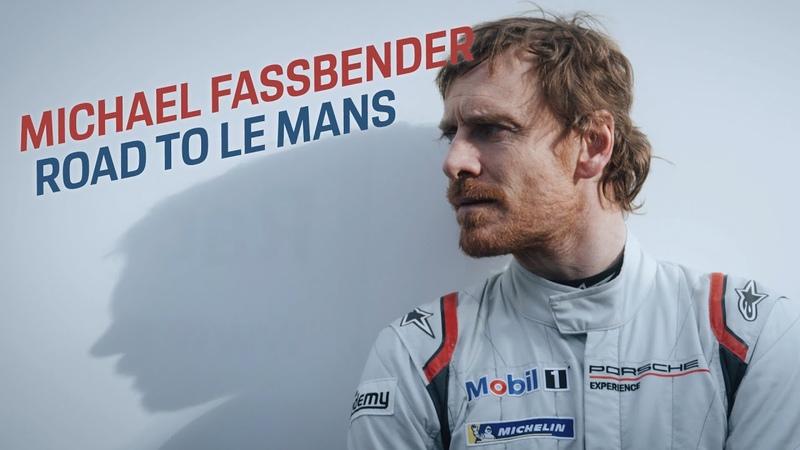 Michael Fassbender Road to Le Mans Trailer