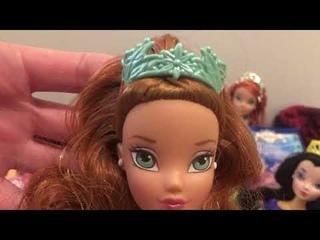 My Doll Collection- MGA Storytime Princess Collection 2007