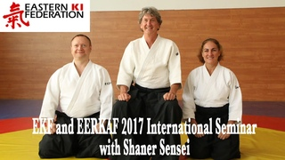 EKF 2017 International Seminar hosted by Eastern Europe Russia Ki-Aikido Federation
