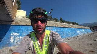 Сочи - Севастополь на велосипедах. Серия - 19. Крайняя стоянка.