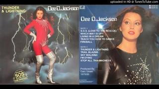 Dee D. Jackson: Thunder & Lightning [Full Album + Bonus] (1980)