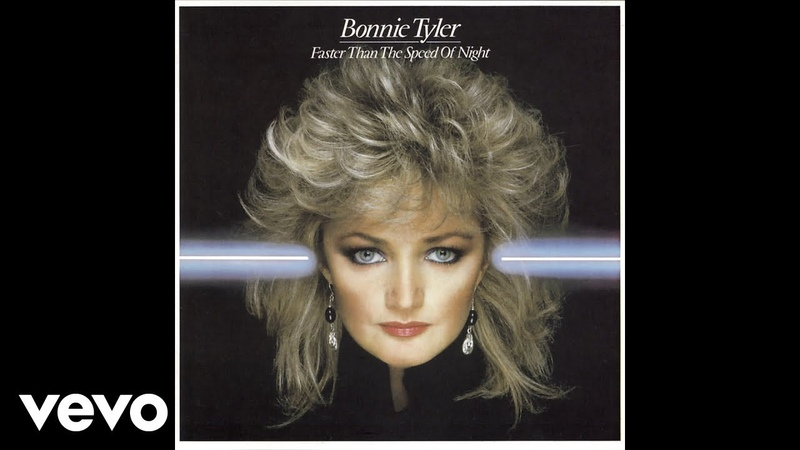 Bonnie Tyler Turn Around Total Eclipse Of The Heart Official Audio
