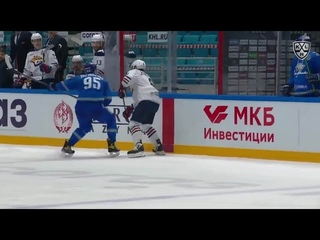 KHL Top 10 Hits for 2021 Playoffs Round 1