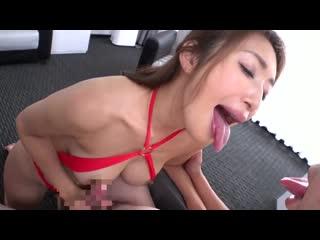 Kobayakawa Reiko - Slut Kneeling Down On The Ground