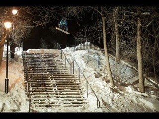 Jeremy Cloutier Full Part from Brothers Factory's Jamais Vu- TransWorld SNOWboarding