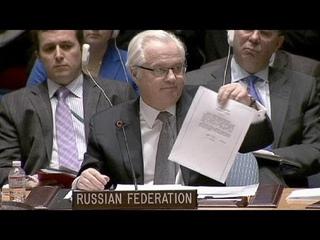 """Виталий Чуркин: """"Задействовать войска РФ на Украине просил Янукович"""""""