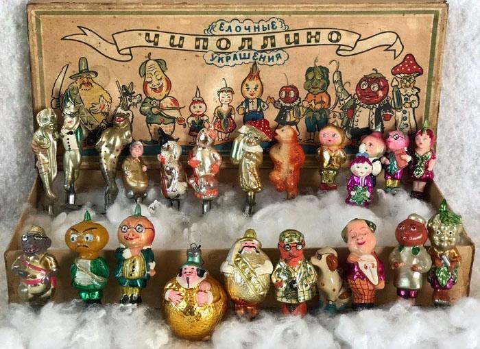 Почему советские ёлочные игрушки стоят сотни тысяч, и Как распознать сокровище в старом хламе, изображение №1
