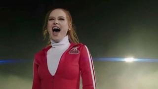 "Football Game Starts, Cheryl And Vixens Perform ""Stupid Love"" - Riverdale 5x09 Scene"
