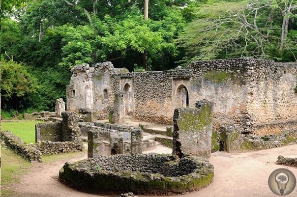 Неразгаданная тайна древнего города Геде