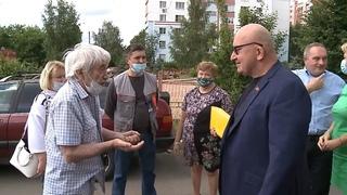 На Шараповской обустроят новый игровой комплекс