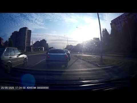 ДТП авария Тольятти 24 09 2020