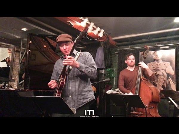 Alexander Claffy 4tet with special guest Kurt Rosenwinkel Just One of Those Things