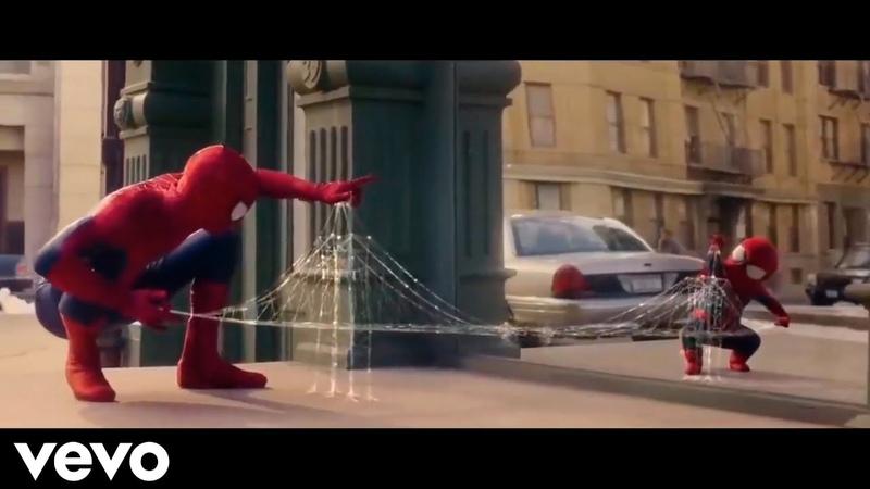 Ya Lili Ya Lila Spider Man Baby dance