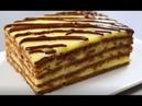 Самый Дешевый Торт Без Выпечки ! Мягкий, нежный и очень вкусный