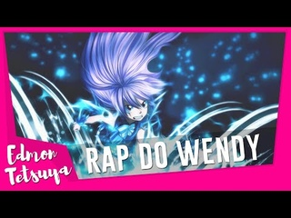 Edmon Tetsuya - Wendy Marvell (New Anime Rap 2021) Аниме реп
