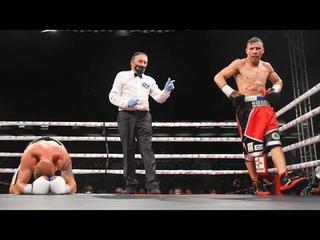 Sergio Martinez vs Jose Miguel Fandino