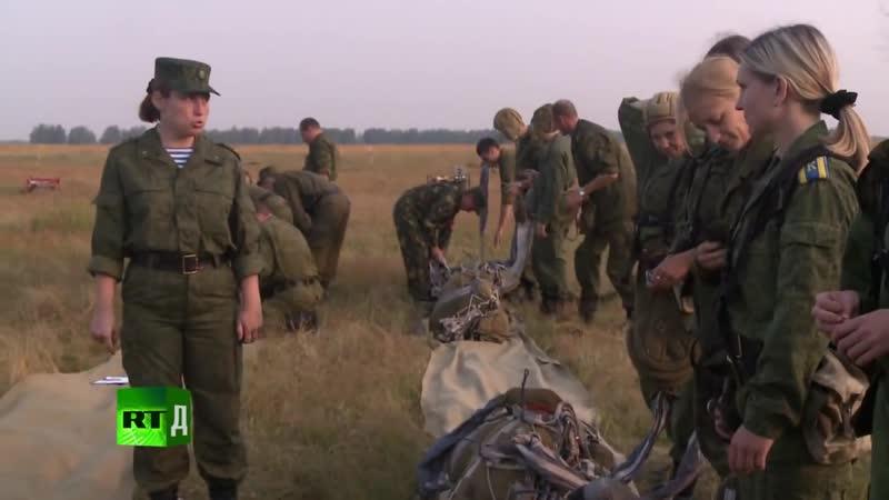 Женский батальон РГВВДКУ 25 серия
