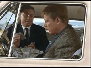 Почему все деньги одними рублями? Я не спрашиваю, откуда эта машина! Будете пересчитывать? Буду!