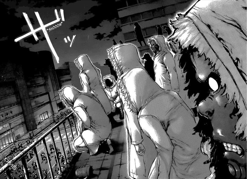 Tokyo Ghoul, Vol.13 Chapter 126 Original Sin, image #7