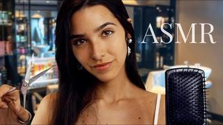 ASMR Hair Salon (Haircut, Shampoo, Scalp Massage, personal attention...)