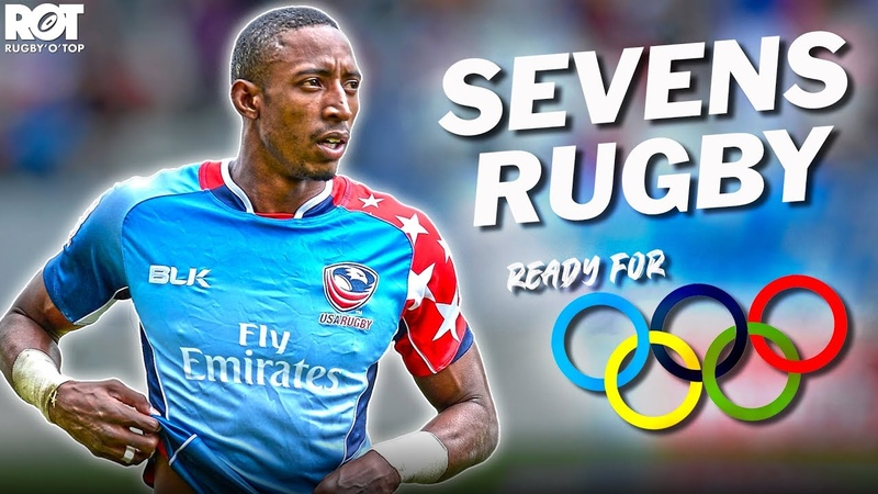 MEN'S Sevens Rugby Ready for OLYMPICS ᴴᴰ