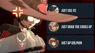 Taking BAD Guilty Gear Strive advice and making it better