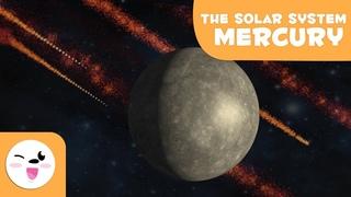 Mercury, the Sun's Neighbor - Solar System 3D Animation for Kids