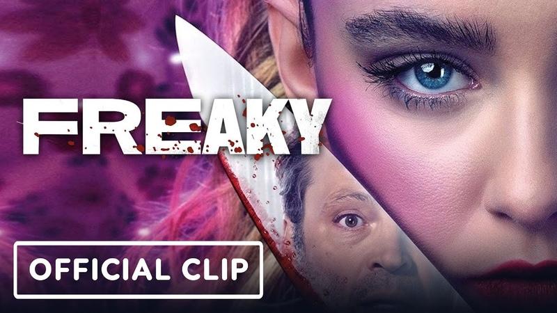 Freaky Exclusive Official Clip 2020 Vince Vaughn Celeste O'Connor Misha Osherovich
