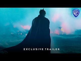 THE BATMAN - New Exclusive Trailer Concept (2022) New Matt Reeves Movie - Robert Pattinson
